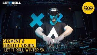 Segment & Concept Vision - Let it Roll Winter SK 2016 [DnBPortal.com]