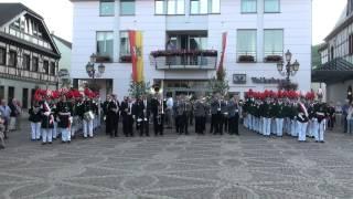 Platzkonzert der Bürger- und Junggesellen-Schützen 2014