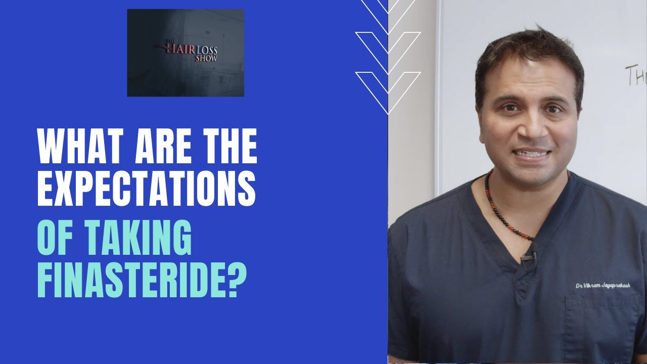 What Are The Expectations of Taking Finasteride?