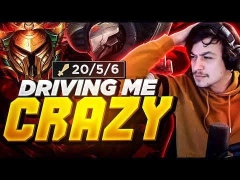 LL STYLISH | GOLD PLAYERS DRIVING ME CRAZY! (UNRANKED TO CHALLENGER)