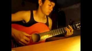 Phố Xa guitar solo