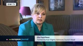 Fighting for human rights in Russia | Video of the day