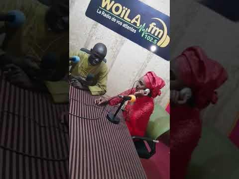 HAUWA YARFULANI@Waila radio marwa Cameroon.