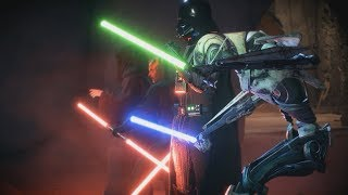 GENERAL GRIEVOUS IS AMAZING! - Battlefront 2 (HvV Gameplay)