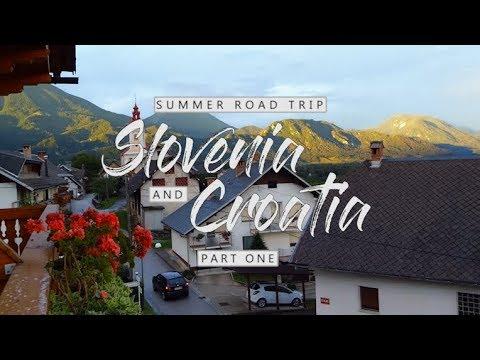 Road Trip Slovenia and Croatia (Part 1)