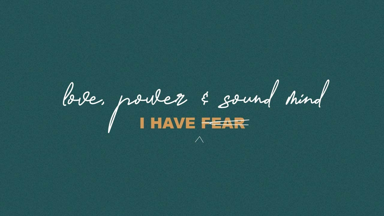 Devotions, Love, Power and a Sound Mind: Power E5