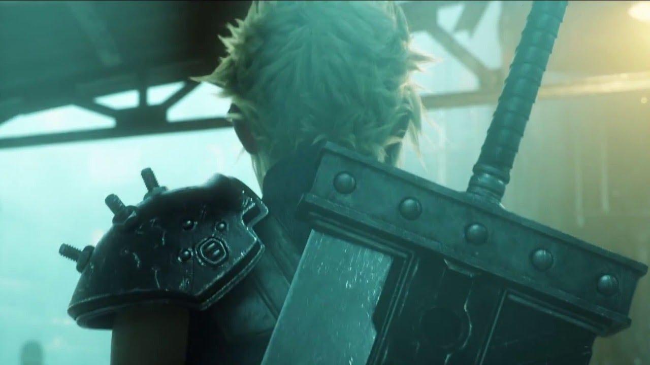 Final Fantasy 7 Remake Official Reveal Trailer E3 2015 YouTube