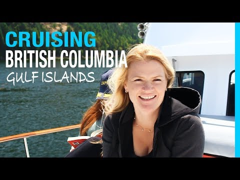 $259 TO FERRY THE RV!?! | CRUISING THE GULF ISLANDS (RVING B