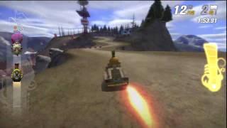 Gameplay 5 - ModNation Racers Gameplay
