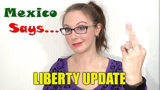 Liberty Update Ep19: Mexico Says F*ck You, Trump's Executive Orders, & Feminists Against Vaginas