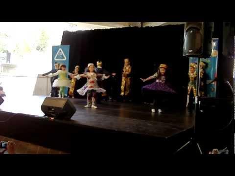 Uzbek Dance