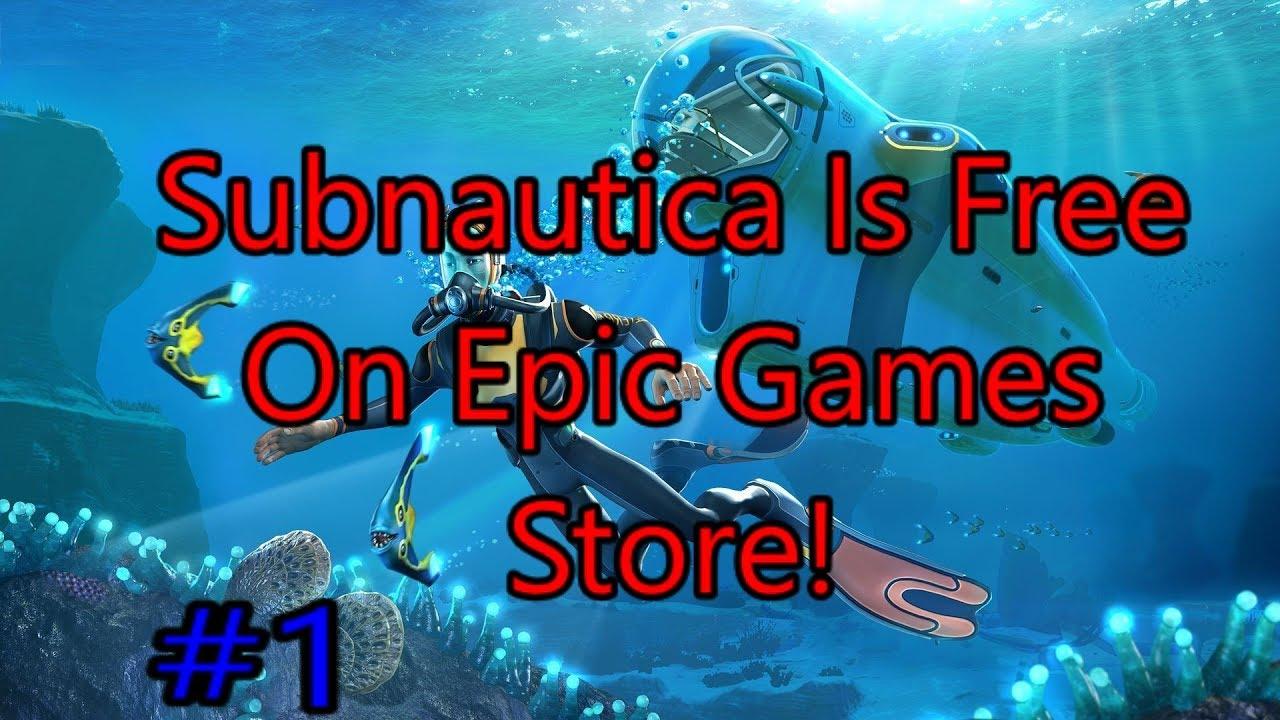 Subnautica   Subnautica Is Free On Epic Games Launcher ;D ...