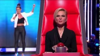 Мария Зайцева - Why  (Слепые прослушивания - Голос - Сезон 3 - 2014)
