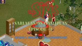 The Sims 1-  SariaFan93