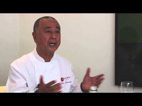 Nobu Matsuhisa talks to The Caterer