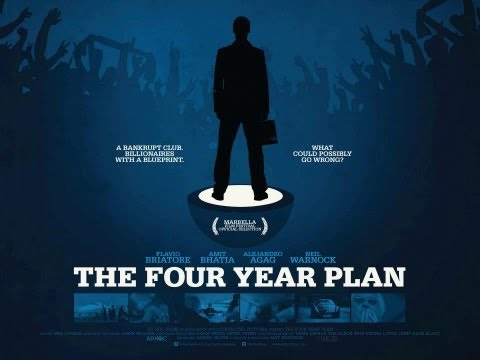 The Four Year Plan: The QPR documentary explained by director Mat Hodgson