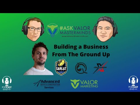PODCAST: Building a Business From The Ground Up with Lucas Canedas