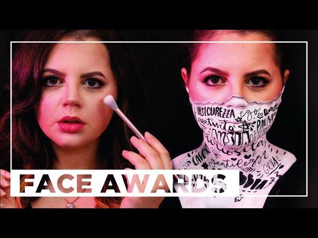TORNA A PENSARE AI TRUCCHI TU! // Face Awards Italy 2018 entry