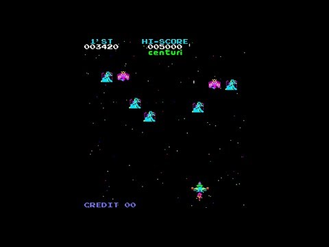 Eagle Arcade Game By Centuri Gameplay