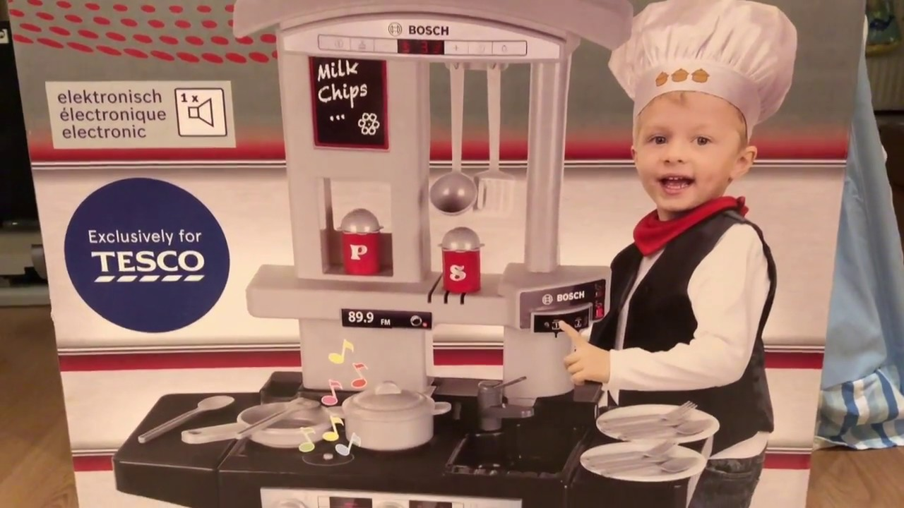 Bosch Play Kitchen Toy Review
