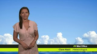 Wednesday afternoon forecast 25/04/18