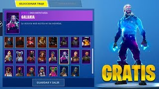 HOW TO GET THE **GALAXY** TOTALLY FREE *NO CLICKBAIT* in Fortnite!