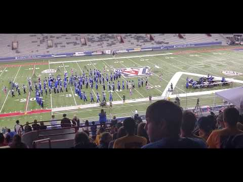 Casa Grande Union High School Marching Band 2019