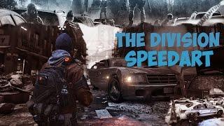Speedart The Division !