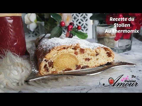 recette-du-stollen-à-la-pate-d'amande,-brioche-ou-gateau-allemand-(-alsacien)-de-noël-au-thermomix