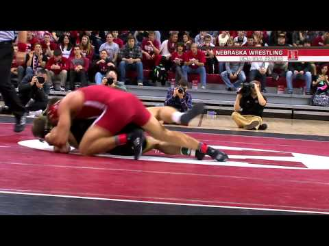 NSide Nebraska Show - Huskers vs Hawkeyes Wrestling Dual