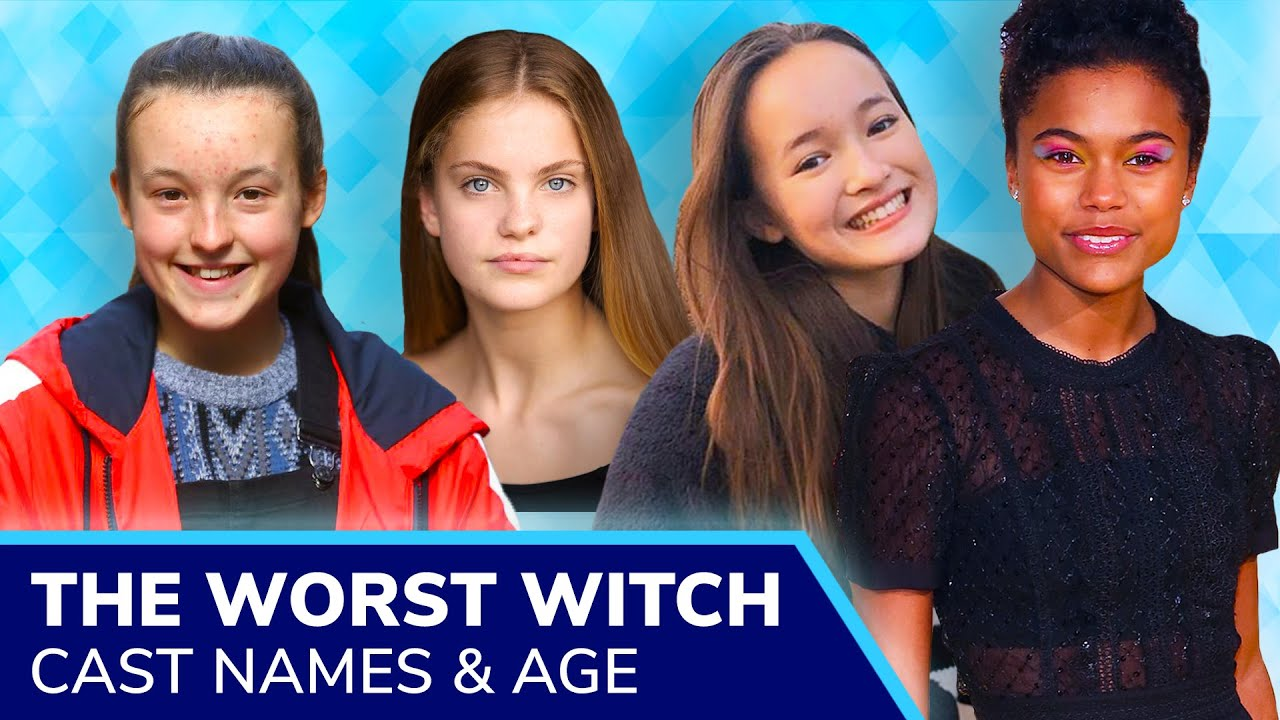 Girls of THE WORST WITCH Cast Names, Age, Hobbies, Personal Lives Bella  Ramsey, Dagny Rollins, etc