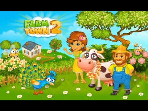 Farm Town 2™: New Day on Farm - Android Gameplay HD