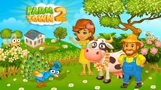 Farm Town 2™: New Day on Farm - Android Gameplay HD screenshot 2