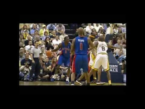 2004 NBA Playoffs: Detroit Pistons vs Indiana Pacers