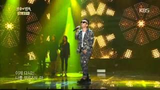 [HIT] 불후의 명곡2, 송창식(Song Chang Sik) 편-조장혁(Jo Jang Hyeok) - 왜 불러.20141122