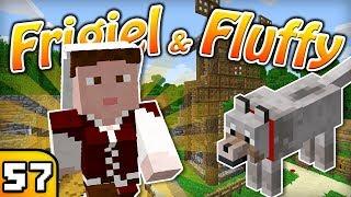 FRIGIEL & FLUFFY : LA BOULANGERIE | Minecraft - S4 Ep.57