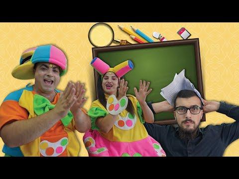 علوش ومروش في المدرسة - aloush maroush at school
