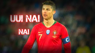 Cristiano Ronaldo ● Skils And Goals ● UUI NAI NAI ●  2019/ HD