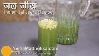 Jal Jeera Recipe - How To Make JalJeera
