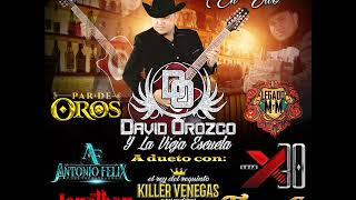 David Orozco y la vieja escuela ft Todos Cantando - El Cisne 2020