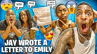 WE FOUND A LETTER TO EMILY UNDER JAY BED! *COULD THIS MEAN SOMETHING