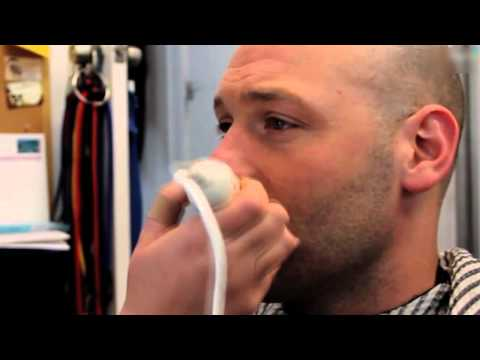 Corey Stoll Shaves The Mustache Law & Order LA