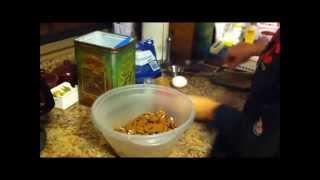 Easy Baked Cinnamon Pecans
