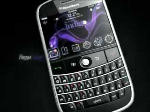 Make a BOLD statement with BlackBerry from Mobilink