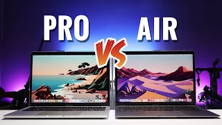 DON'T DO IT!!! M1 MacBook Pro Vs the Macbook Air!