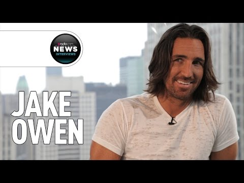 Jake Owen on 'Days of Gold' Tour