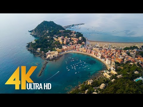 Fabulous Italy: Moneglia - 4K Town Life Documentary Film - E