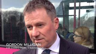 New audio-visual aids on Translink metro services in Belfast