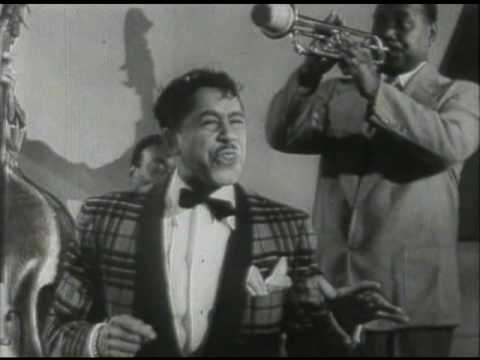 Cab Calloway Minnie The Moocher Live Apollo Theatre