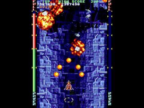 Arcade Longplay [476] Lethal Thunder